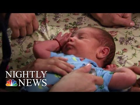 New Moms In Puerto Rico Face A Health Care Crisis | NBC Nightly News