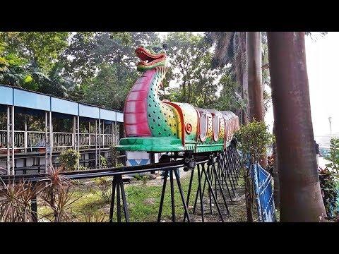 Millennium Park Kolkata I Amusement Park I Fairlie Ghat