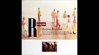 RATJEN BOY CLUB / 湘南ガール 1991年 PICL-1018 『きまぐれboys & girl...