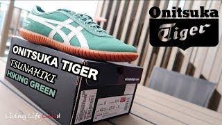 onitsuka tiger mexico 66 hiking green rose