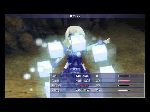 Final Fantasy IV Remake - Part 12 (The Earth Crystal)