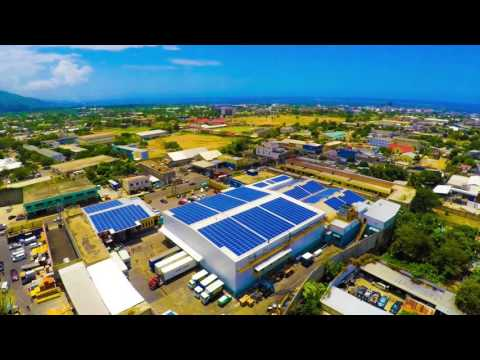 Rainforest Seafoods Goes Green with Solar
