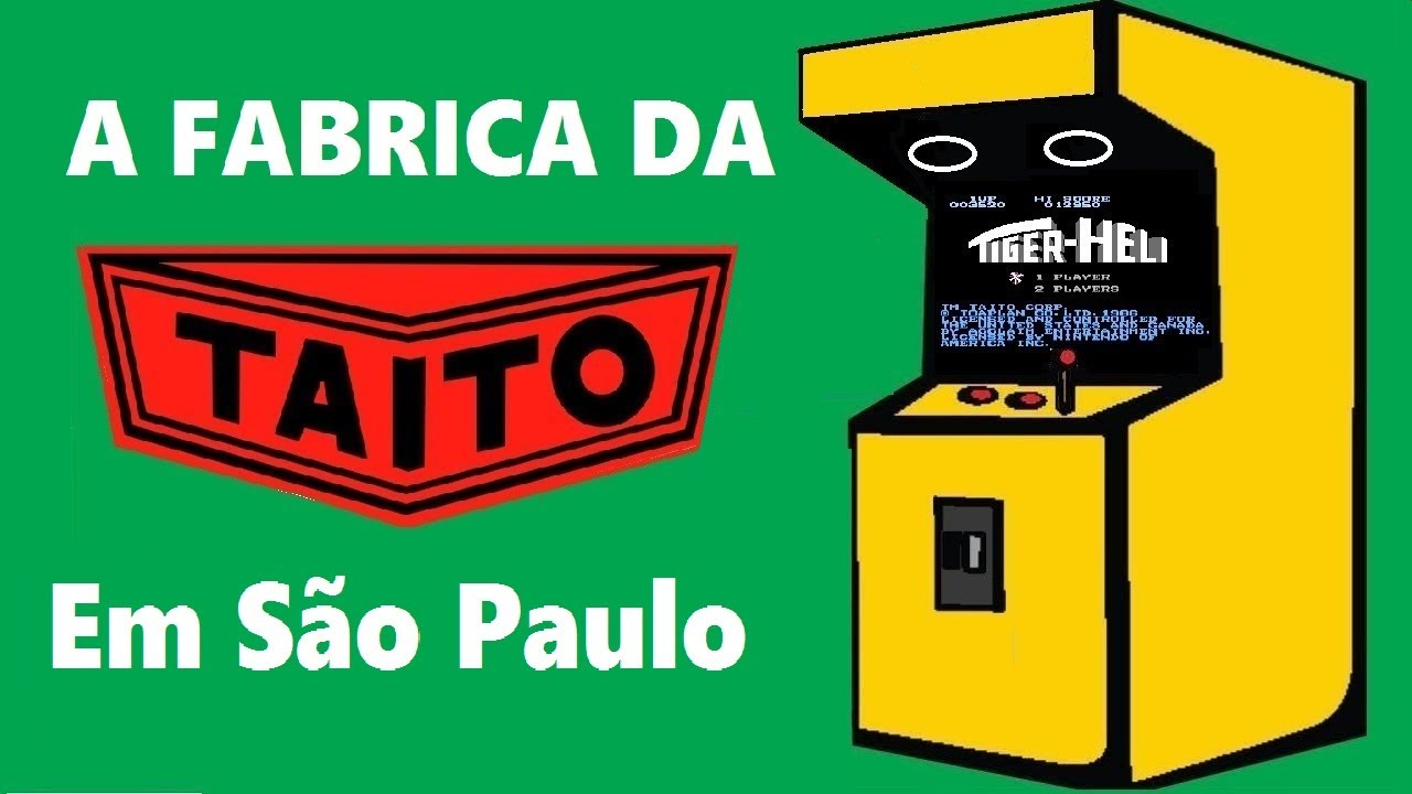 A Fabrica da Taito em São  Paulo