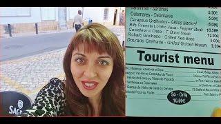 Португалия Алгарве, Самое Выгодное Меню в Албуфейра