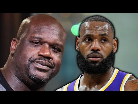 BREAKING: LEBRON JAMES GETS CALLED OUT BY SHAQ!