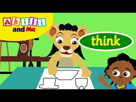 Dream, Think, Create! - and other Akili and Me songs for Imaginative Play!