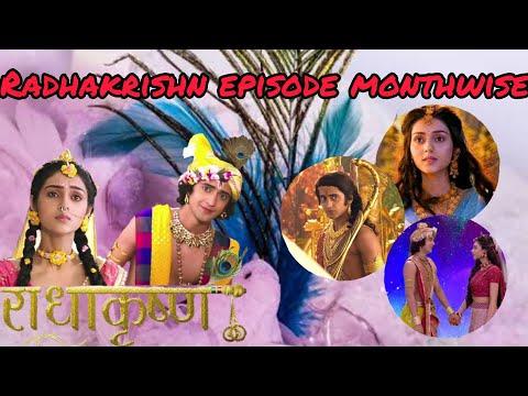 Radhakrishn Serial Famous Episodes Monthwise    Star Bharat     Radhakrishn Sumellika