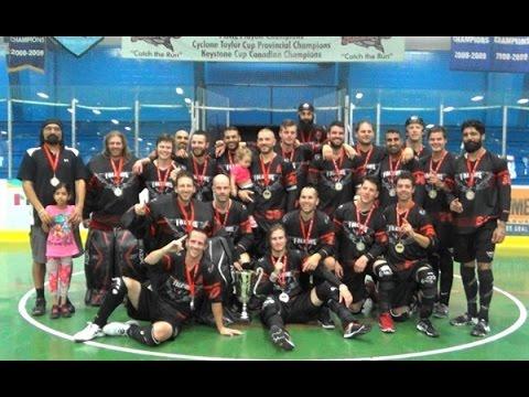 """2016 BCBHA Ball Hockey Provincial """"A"""" Final - Victoria Devils vs. Vancouver Falcons - Provincials"""