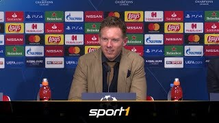 Nagelsmann on fire! Sprüchefeuerwerk nach Viertelfinaleinzug | SPORT1