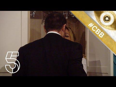 Chad Johnson & Sarah Harding KISS!   Day 11