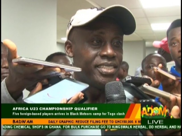 Badwam Sports on Adom TV (14-12-18)