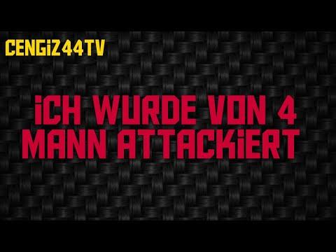 Cengiz44TV | Ich werde auf offener Straße von 4 Mann Attackiert | blutige Nase kassiert
