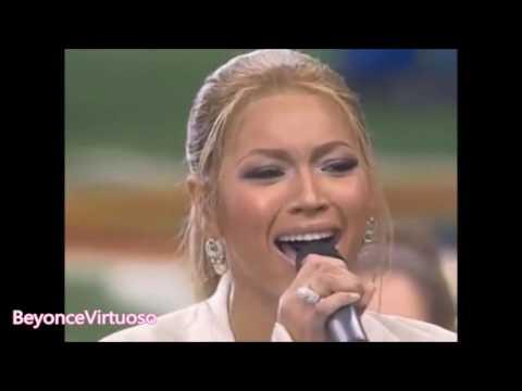 Beyonce Live Vocal Range (Bb2-F6)