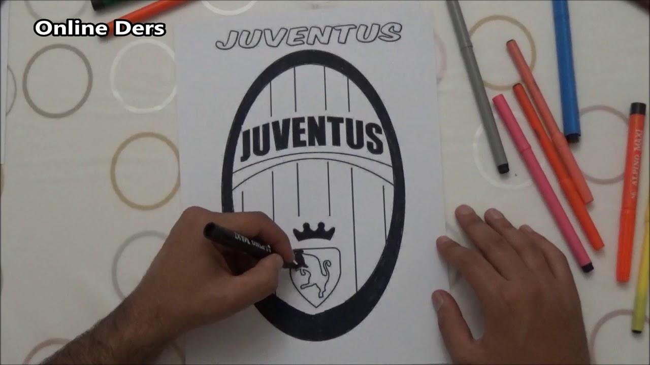 Juventus Logo Boyama Youtube