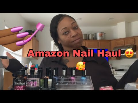 AMAZON NAIL HAUL FOR BEGINNERS