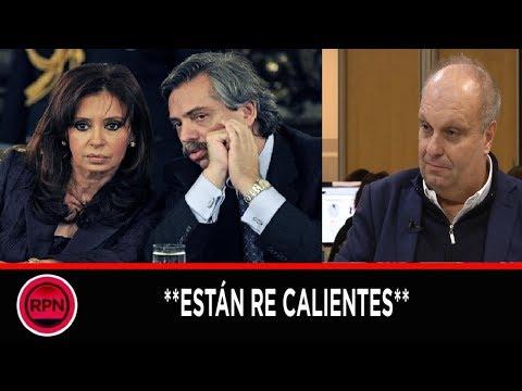 Hernan Lombardi no puedo ocultar su calentura y  atacó a Alberto y Cristina Fernandez