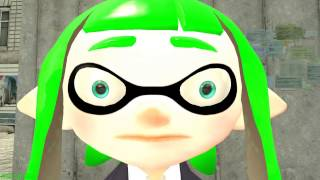 [Splatoon GMOD] (Preview) Inkura's Situation