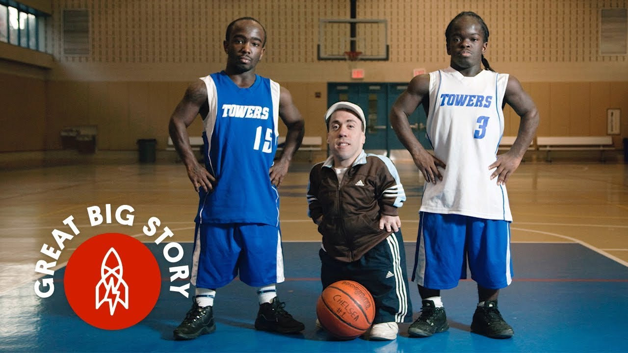 The Best Little Person Basketball Team in the US