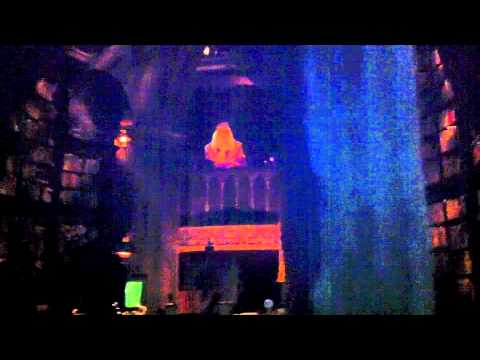 Harry Potter And The Forbidden Journey Pov Hd Youtube