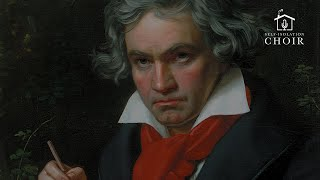 Self-Isolation Choir & Orchestra for the Earth present Beethoven's Ninth (Finale)