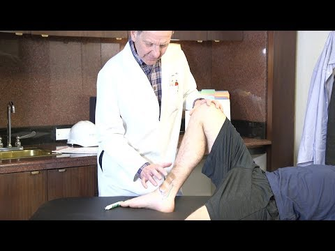 How to Diagnose Tarsal Tunnel Syndrome