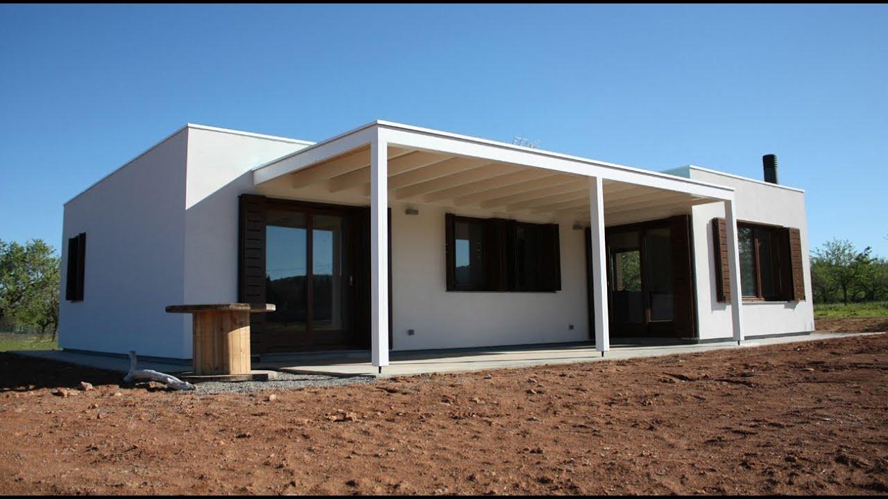 Casa Modular Blochouse En Ibiza Youtube