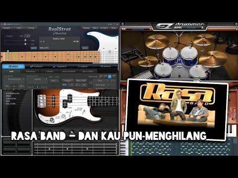 Rasa Band - Dan Kau Pun Menghilang (Karaoke) FL Studio