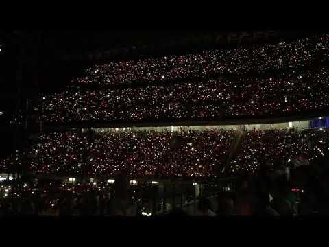 Coldplay live Milano 03/07/2017 - Kaleidoscope ( spettacolo led tribune )