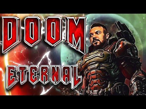 Видео: 🔥🔥 Уничтожаем Doom ETERNAL стрим | Дум этернал прохождение игры стримы | прямой эфир