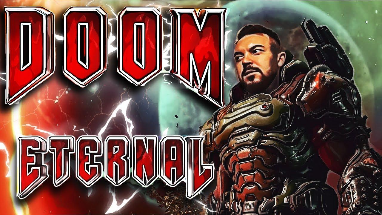🔥🔥 Уничтожаем Doom ETERNAL стрим | Дум этернал прохождение игры стримы | прямой эфир
