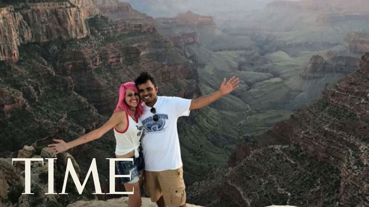 Couple Who Fell To Their Death At Yosemite Died While Taking A Selfie,  Family Says | TIME