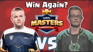 [Grand Final] SURGICAL GOBLIN VS FLOBBY | 2017 Gamergy Masters Clash Royale