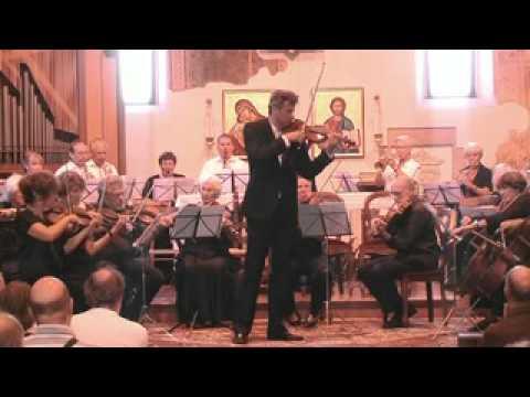 Paganini  Le Streghe   Alban BEIKIRCHER in S Nicolo