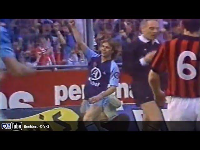1987-1988 - Jupiler Pro League - 33. Club Brugge - FC Winterslag 3-0