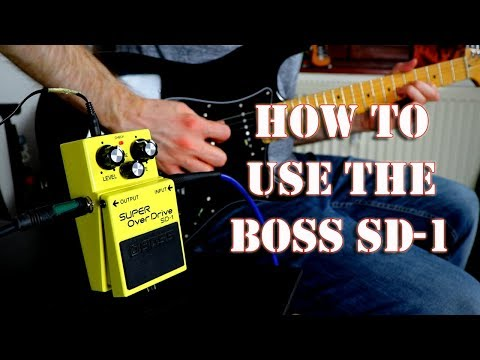 boss-sd-1-super-overdrive---guitar-pedal-demo/review