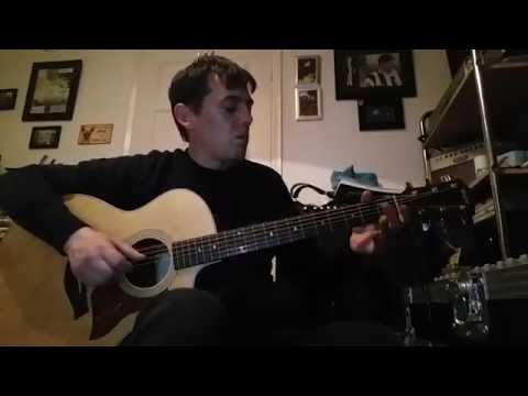 Eric Johnson - Song for George (cover)