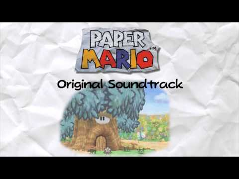 [Music] Paper Mario - Sunny Flower Fields