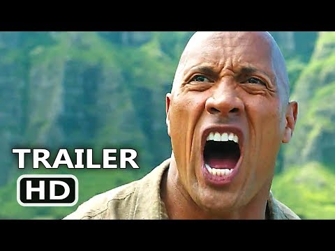 JUMANJI 2 International Full online (2017) New Footage, Dwayne Johnson Adventure Movie HD
