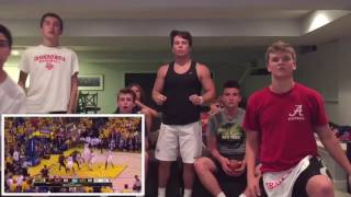 Cavs fan Reactions to Game 7 Compilation