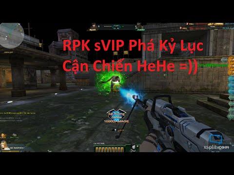 Bình Luận Truy Kich | RPK SVIP Vs Zombie - Phá Kỷ Lục Cận Chiến :)) ✔