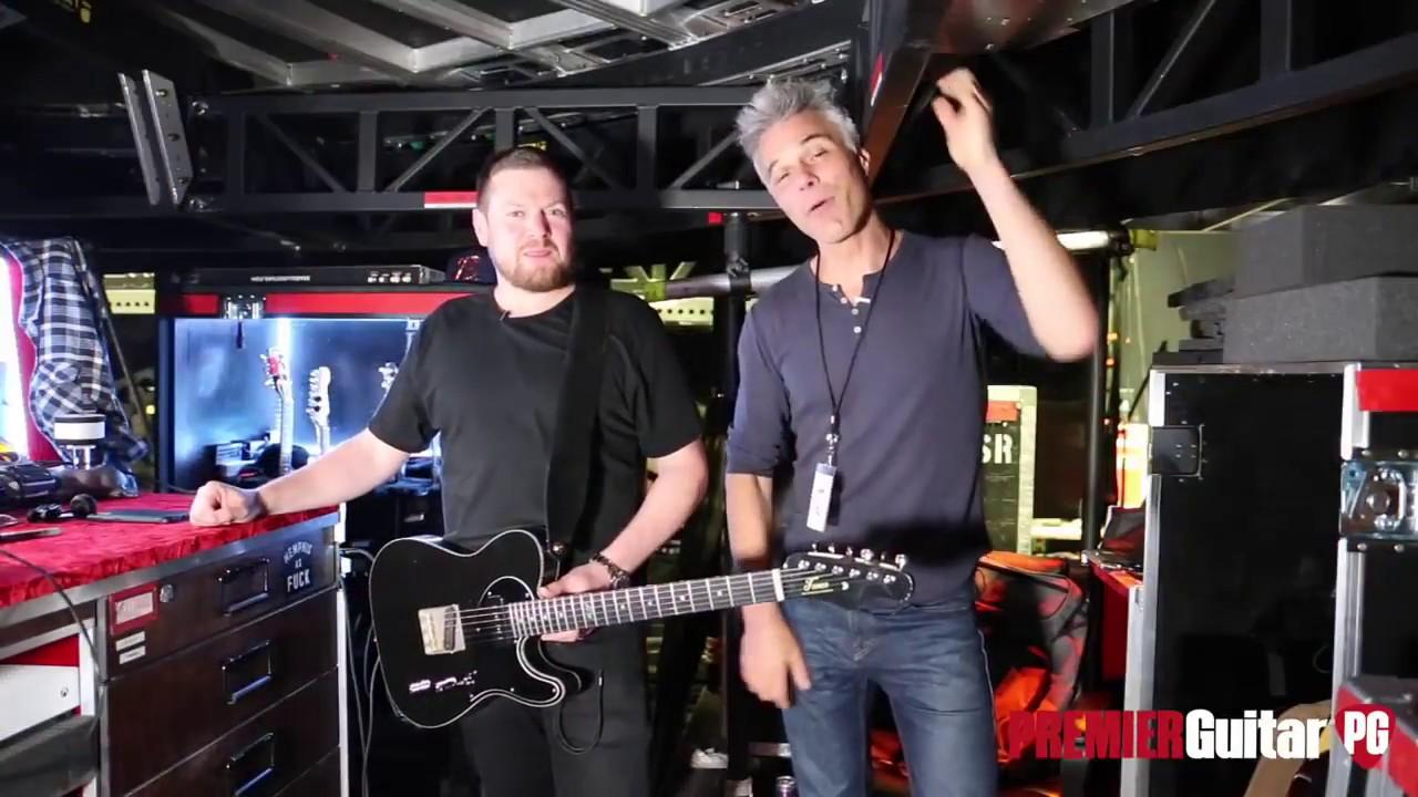 Ferner Fine Instruments | Premiere Guitar Rig Rundown | Justin Timberlake Band