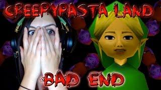 BAD END - Creepypasta Land Part 5 (RPG Maker Game)