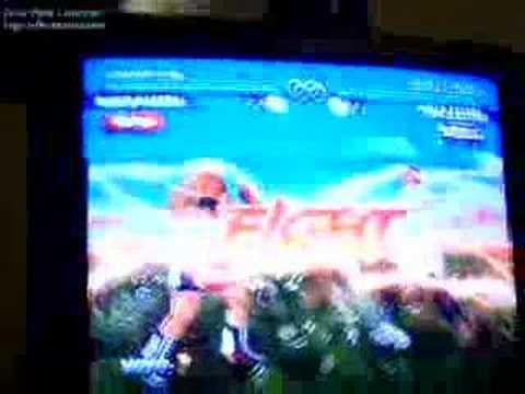 Saigon Tekken Paraguay 12 : Zebo/ steve vs Jose Feng/ law