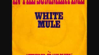 White Mule - Hundred Franc Blues (1970)