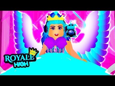 👑NEW CASTLE UPDATE & DORM ROOM MAKEOVER!!✨   Roblox Royale High   Royal High School Roleplay