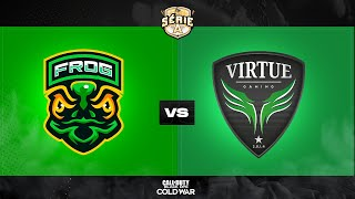 Royal Frog x Virtue Gaming - Série A Season 1 | Call of Duty: Cold War