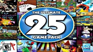 The Ultimate 25 Game Pack