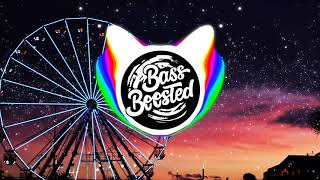 Travis Scott - STARGAZING (Besomorph Remix) [Bass Boosted]