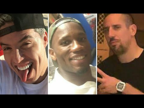 Reaction Des Stars Qualif OM Finale Europa League. Victoire Vs Salzburg Mendy Drogba Nasri Ribery