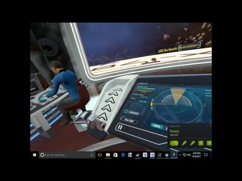 Star Trek VR Lt. Commander Byland